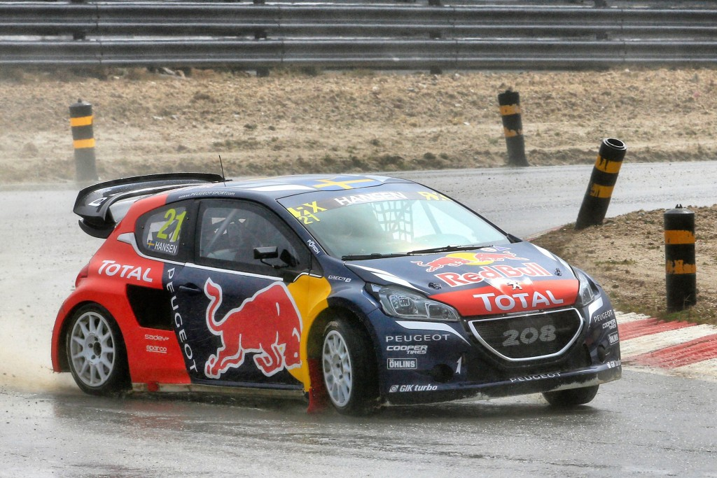 FIA WORLD RALLYCROSS CHAMPIONSHIP 2016 - PORTUGAL - MONTALEGRE -  WRX - 15/04/2016 TO 17/04/2016 - PHOTO :  @World