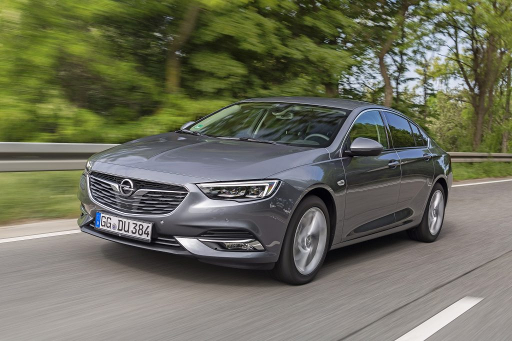 Spearhead: The Opel Insignia is the flagship of the brand's offensive to implement the future Euro 6d-TEMP emissions standard 15 months before it becomes mandatory for new registrations.