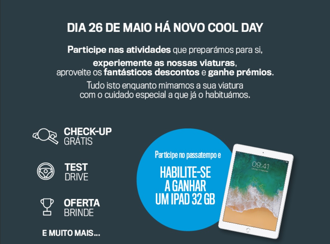 TEXTO Cool Day