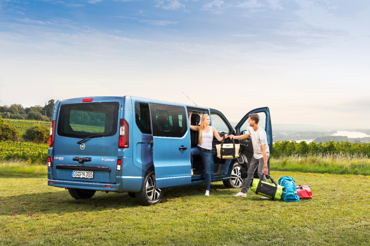 Connected Campervan: The Opel Vivaro Life won the award thanks to Navi 80 IntelliLink and real time traffic function