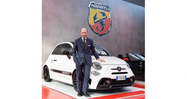 Abarth nomeado Best Car 2019