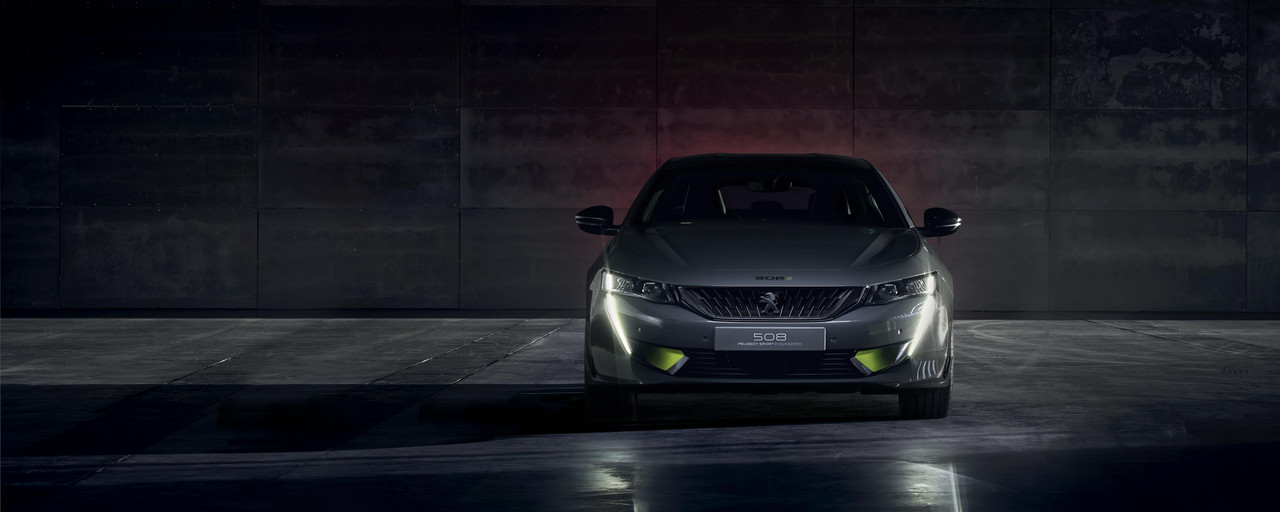 Peugeot 508 SPORT ENGINEERED