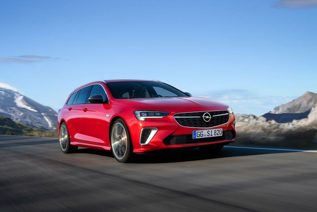 2020 Opel Insignia GSi Sports Tourer